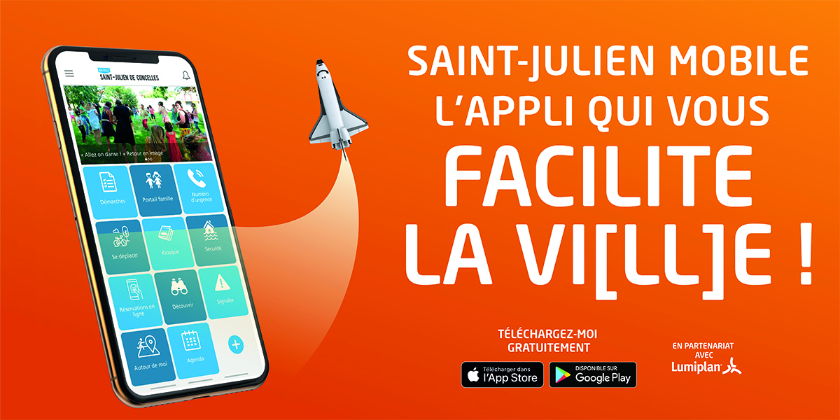 Saint-Julien mobile